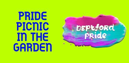 Pride Picnic in the Garden