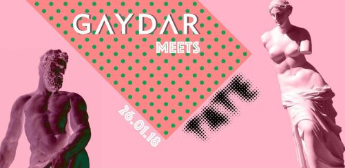 Gaydar meets - tate modern (free event)