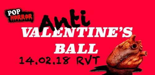 PopHorrors Anti-Valentines Ball