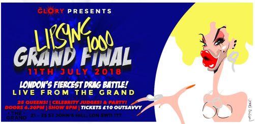Lipsync1000 Grand Final