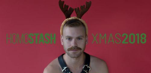 HOMOSTASH Vauxhall Xmas Party