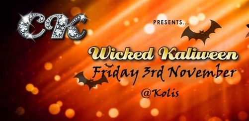 Club Kalis Wonderfully Wicked Kaliween Night