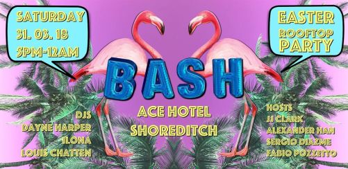 Easter BASH at Ace Hotel