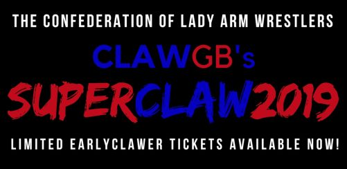 CLAWGBs SUPERCLAW 2019