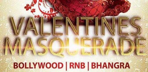 Desi Boyz - Valentines Masquerade
