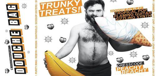 Douche Bag: Trunky Treats