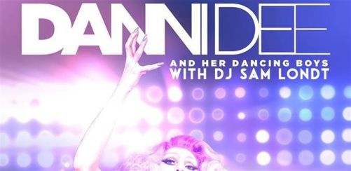 Danni Dee at Her Upstairs for one night only!