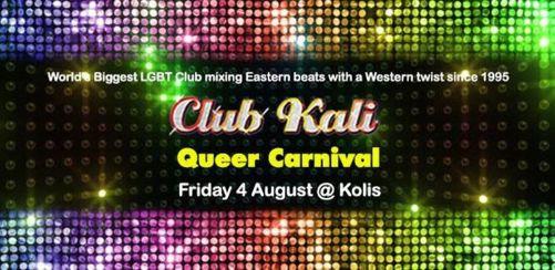 Club Kali Queer Carnival