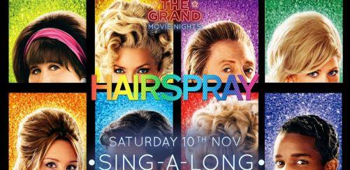 Hairspray sing-a-long