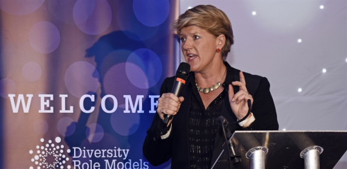 Diversity Role Models Gala Dinner, hosted by Clare Balding