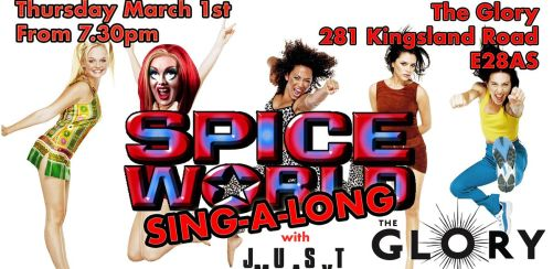 Spice World Sing-A-Long