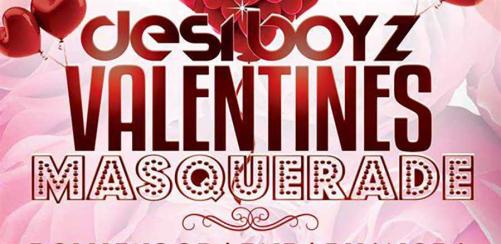 Desi Boyz Valentines Masquerade