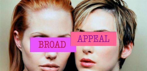 Fringe! Queer Film & Arts Fest: Broad Appeal LIVE!