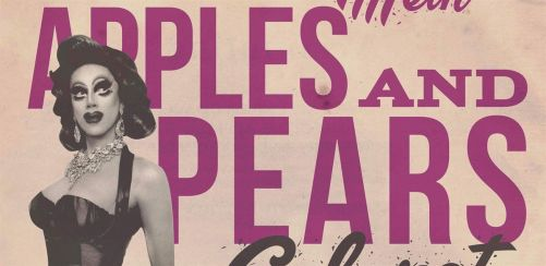 Apples and Pears Cabaret Launch Show
