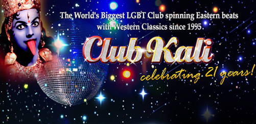 Club Kalis Bollywood Line Dance Party