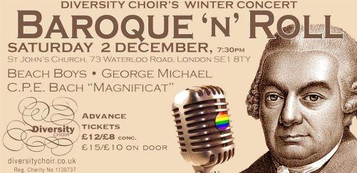 Diversity Choir winter concert