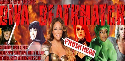 Mariah & Friendz: DIVA DEATHMATCH