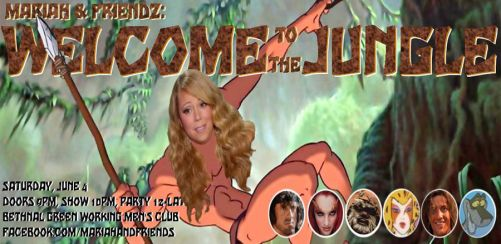 Mariah & Friendz: Welcome to the Jungle!