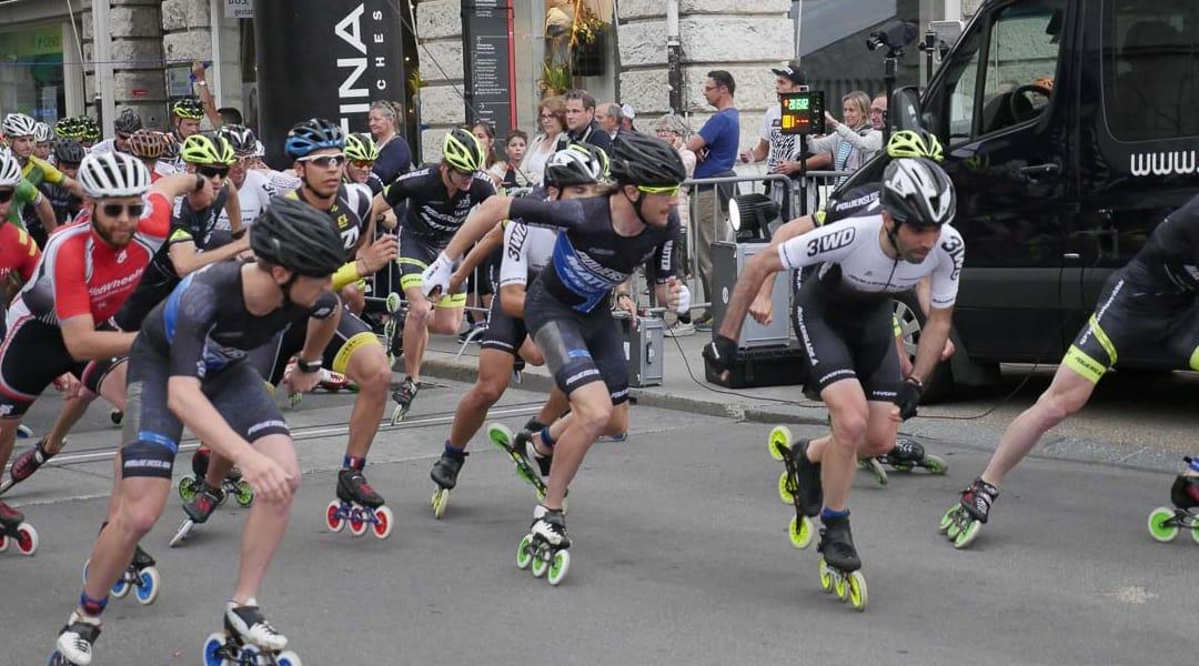Certina Inline Race rollt diesen Freitag wieder durch Biel