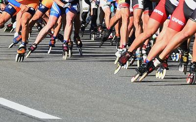 Engadin Inline Marathon mit Anmelderekord