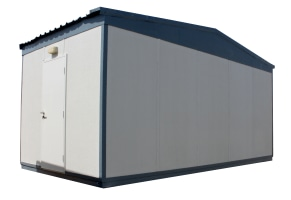 AIG 6x3.6 Fiber Cement Board Portacabin