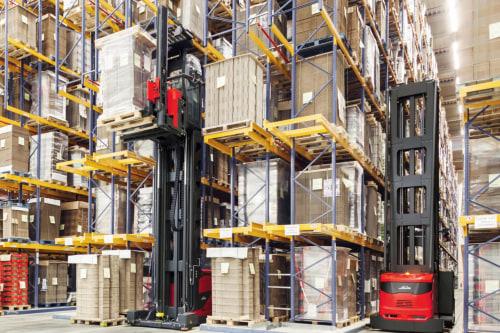 OWG Material Handling Equipments - MHE