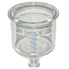 Prøvekopp i glass til Bühler/Maxx Vannprøvetagere