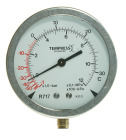 Tempress kjølemanometer A10, DN100