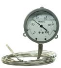 Tempress fjerntermometer A74  , DN100, 50/650grC