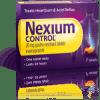 Nexium Control 20mg Gastro-Resistant 7 Tablets