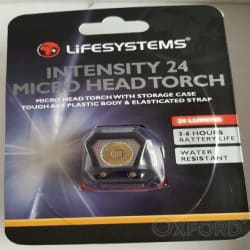 Lifesystems Intensity 24 Micro HeadTorch
