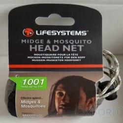 Lifesytems Midge & Mosquito Head Net