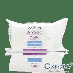 Salcura Antiac Daily Face Wipes