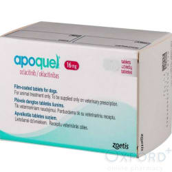 Apoquel 16mg tablets 20 pack VET medicines