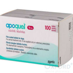 Apoquel 16mg tablets 100 Pet Medication