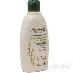 Aveeno Daily Moisturising Bath and Shower Oil 300ml