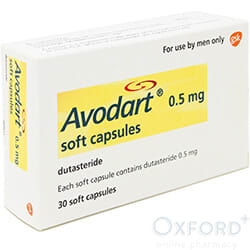 Buy Avodart 0 5mg 30 Capsules Dutasteride 43 99 Uk Pharmacy
