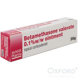 Betamethasone Ointment 0.1% 30g