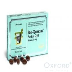 Bio-Quinone Active Q10 Super 30mg 30's