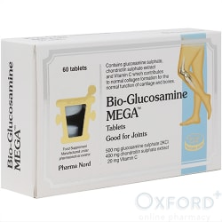 Bio-Glucosamine Mega 60's