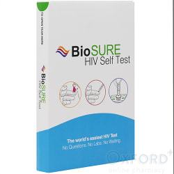 HIV Test home test BioSure