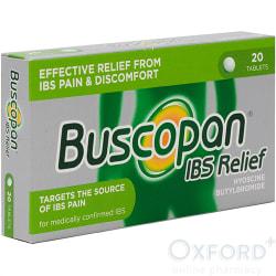 Buscopan IBS Relief 20 Tablets