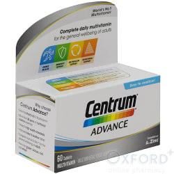 Centrum Advance 60 Tablets