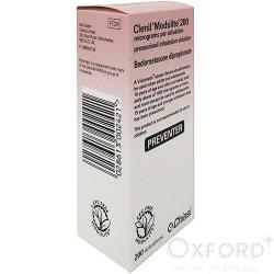Clenil Inhaler (Beclometasone Dipropionate) 200mcg 200 Doses VET