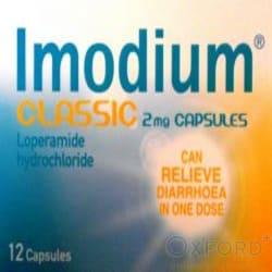 Imodium Classic 12 Capsules