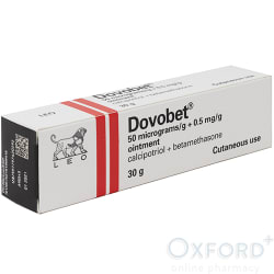 Dovobet Ointment 30g (RED) calcipotriol and betamethasone