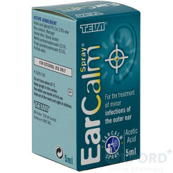 EarCalm Spray 5ml