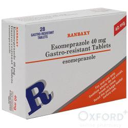 Esomeprazole 40mg Gastro-Resistant 28 Capsules