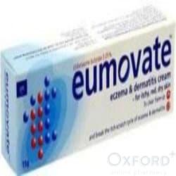 Eumovate Eczema/Dermatitis Cream 15g