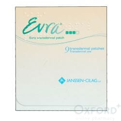 Evra 9 Patches